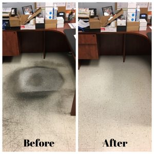 floor strip and wax extensive cleaning services